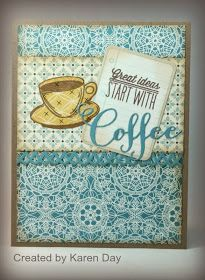Happy Monday everyone!  This is a big post today, so bear with me - I am participating in the Coffee Lover's Blog Hop , and at the end of th...