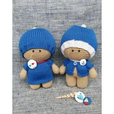 ... dockor on Pinterest Crochet Dolls, Amigurumi Doll and Amigurumi