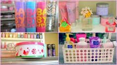 Room Storage & Organization Ideas & DIY Room Decor