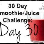 Day 30 – RECIPE OF THE DAY   Green Strawberry Sunrise Smoothie   Ingredients:  •2 cups frozen Strawberries  •2 oranges, peeled  •1Tbsp. Vanilla Juice Plus+ Complete Protein Shake Mix  •1 banana, peeled  •2 handfuls of Baby Spinach   Blend oranges first to create juice and add 1/4 cup of water.   Add rest of ingredients and blend until smooth.   ENJOY!   https://www.juiceplus.com/nsa/content/Home.soa?site=pd98273