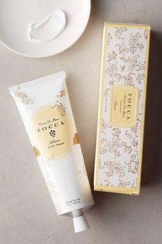 Tocca Hand cream: http://www.stylemepretty.com/living/2015/10/10/spotted-on-saturday-50-under-50/