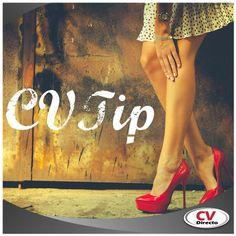 #CVTip: Usar #tacones no solo hace que tus piernas se vean increíbles, además hacen que tus músculos trabajen más mientras caminas.  #FashionTip #Higheels #Moda