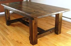 Heritage Harvest Tables - Custom Built Harvest Tables
