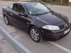 megane cc www.laventerapide.com/vehicules/voitures/ Megane Cc, Automobile, Cars, Car, Autos