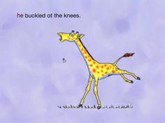 Giraffes Can't Dance 'Read along' video.