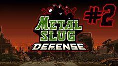 Прохождение Metal Slug Defense / Часть #2 - Откармливаем армию