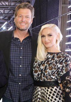 Gwen Stefani and Blake Shelton: An In-Depth Timeline of Their Blossoming Romance  Blake Shelton, Gwen Stefani