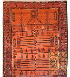rug Chandelier motif