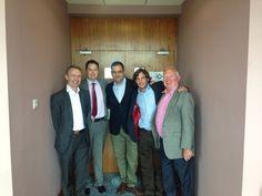 Reunión socio Irlandés Julio 2014
