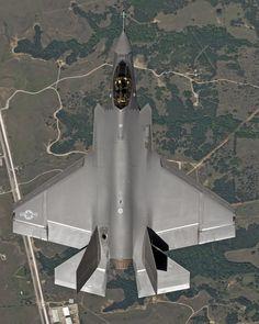 F-35C Lightning II. Destined for naval service