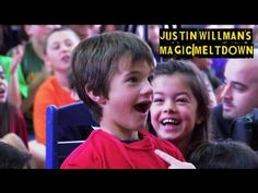 INNOCENCE & MAGIC - Justin Willman's Magic Meltdown