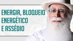 Waldo Vieira - Energia, Bloqueio Energético e Assédio   #Conscienciologia