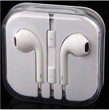 Handsfree med lyd/mic til Iphone
