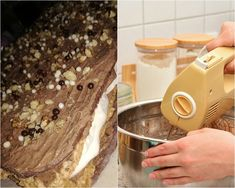 Da, da! Ai citit bine. Dacă te-ai plictisit de rețetele clasice de deserturi, îți prezentăm prăjitura Șuvița lui Băsescu. Și nu este o glumă. Iată cum se prepară. Tiramisu, Pudding, Cooking, Ethnic Recipes, Desserts, Food, Kitchen, Tailgate Desserts, Deserts