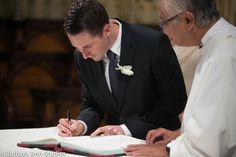 www.barbara-ann-studios.com #wedding #groom #Ceremony #Strathmere #Ottawa