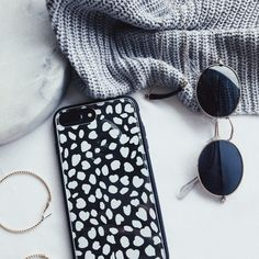 White and black phone case with pop of red kroma phone case iPhone case accessories iPhone 8 + cases striped iPhone case ✨ Free Iphone Cases, Iphone Phone Cases, Phone Covers, Iphone 8, Hipster Pictures, Used Cell Phones, Phone Logo, Phone Mockup, Phone Photography
