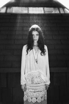 Black & White, bohemian
