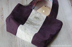 余り布でできるハンドメイドレシピ集|バザーに出せる小物たち | 【暮らしの音】kurashi-*note Quilted Bag, Diy Arts And Crafts, Top Pattern, Handmade Bags, Clutch Purse, Mini Bag, Purses And Bags, Pouch, Tote Bag