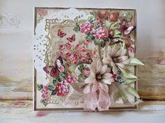 Gallery of handicrafts: Cała w kwiatach