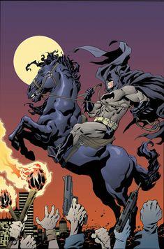 Aaron Lopresti Batman Dark Knight The Master Race Variant Cover I Am Batman, Batman Art, Batman Stuff, Frank Miller, Comic Books Art, Comic Art, Dark Knight Returns, Arte Dc Comics, Batman Universe