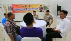 Kapolres Jombang Buka Puasa Bersama Wartawan Tribratanews Polda Jatim