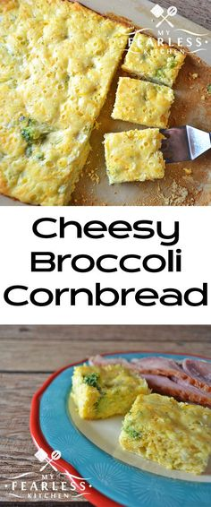 Cheesy Surprise Cornbread Biscuits Recipe — Dishmaps