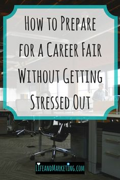 Do you want to get a job or internship? If yes, you should go to a career fair! These career fair tips centered around preparation guide should get you ready!