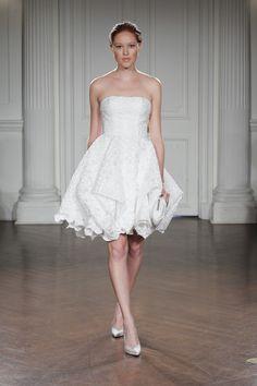 30 best tea length and mini wedding dresses images on pinterest