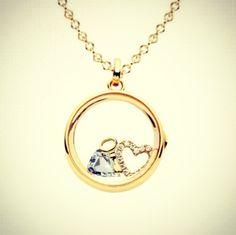 Loquet London necklace #love #jewellery