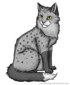 Thistleclaw by Cat-Patrisiya.deviantart.com on @DeviantArt