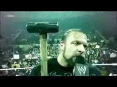 WWE TLC 2011 Triple H vs Kevin Nash  Sledgehammer Ladder Match Promo