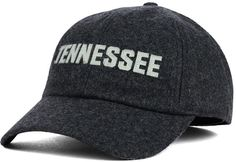 Show Tennessee Volunteers pride with this Nike NCAA H86 Fitted cap. You can display your favorite team and colors as well as letting everybody know which school you support. Low crown Relaxed fit Normal bill Fabric applique team wordmark at front Stitched Nike swoosh logo at back Easy fitted Wool/rayon/cotton Spot clean only