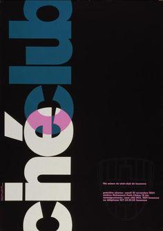 Roger-VirgilGeiser — Ciné-club (1964)