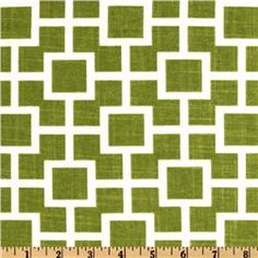 Robert Allen Cats Cradle Grass  $17.98 per Yard