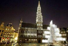 Brussel kerstboom