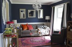 The best spaces involve a little glam. And it turns out we made that part easy!
