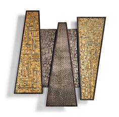 A stunning design artwork made of our iconic tiny mosaic. Imagine how beautiful it would look on your wall. Wooden Wall Art, Wood Art, Wall Design, Design Art, Art Decor, Decoration, Draw On Photos, Wall Patterns, Wall Sculptures