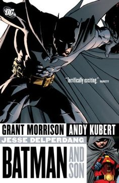 COMING SOON - Availability: http://130.157.138.11/record= Batman and Son by Grant Morrison.