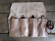 Coffee brown Leather Watch Roll Travel Watch by ArtNotebooks Handmade Market, Handmade Gifts, Tool Roll, Brown Leather Watch, Craft Sale, Leather Working, Leather Craft, Great Gifts, Arts And Crafts