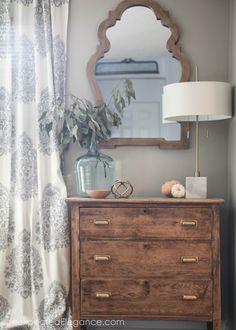 Simply Home, Fall Decor, Holiday Decor, Fall Diy, Dresser As Nightstand, Home Decor Inspiration, Event Decor, House Tours, Diy Home Decor