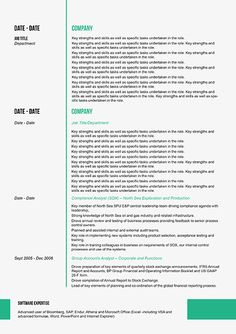 Artist CV template #Artist #CV #template | CV Templates ...