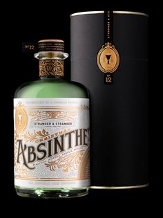 Absinthe Packaging