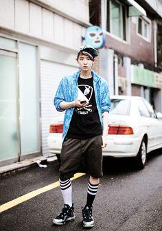 "Chanyeol for repackaged album ""Growl"""