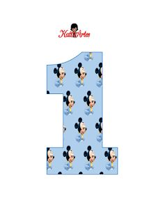 Festa Mickey Baby, Mickey Party, Mickey Minnie Mouse, Disney Mickey, Mickey Mouse First Birthday, Minnie Mouse Birthday Invitations, Mickey Mouse Decorations, 1st Birthday Decorations, Monthly Baby Photos