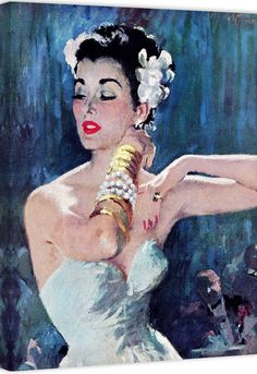 Art Drawings Shop For Cheap 1957 Illustration By Coby Whitmore Love Is A Risk