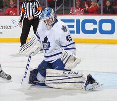 Jonathan Bernier, Toronto Maple Leafs vs. New Jersey Devils - Photos - January 28, 2015 - ESPN