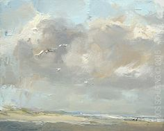 New Seascapes! - http://rosepleinair.com/new-seascapes/ #painting #pleinair