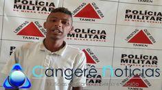 Esconderijo é descoberto pela Polícia Militar em Campos Gerais-MG