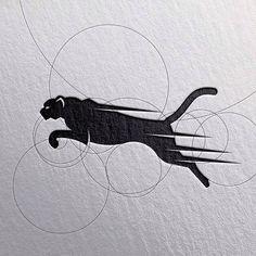 Klicke um das Bild zu sehen.  Decisive Ethics Security Services - #Decisive #Ethics #Security #services Cheetah Logo, Icon Design, Web Design, Best Logo Design, Geometric Logo, Doodles Zentangles, Animal Logo, Creative Logo, Art Logo