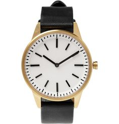 watch, wristwatch, black, white, gold, accessoires, fashion, style I schwarz, weiß, gold, armebanduhr, uhr